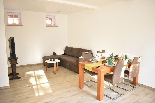 Wohnraum von Wohnung 2